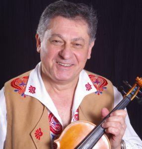 Dušan Kotlár - primáš, umělecký vedoucí